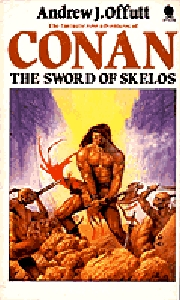 BV extra  conan  the sword of skelos