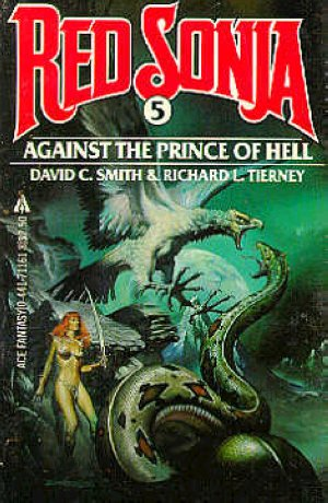 BV extra  red sonja  5 against the prince of hell