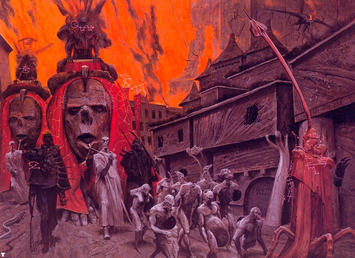 мистика картинки из ада один главных