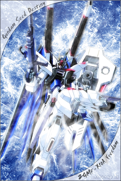Minitokyo Abstract Art Gundam Seed Destiny[131186]