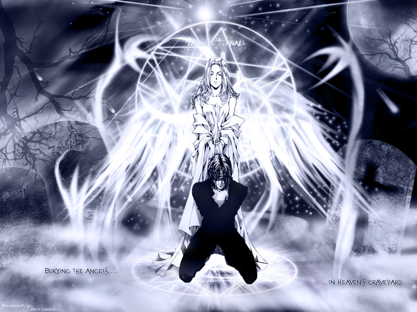 Minitokyo anime wallpapers angel sanctuary 77375 - Anime para fondo ...