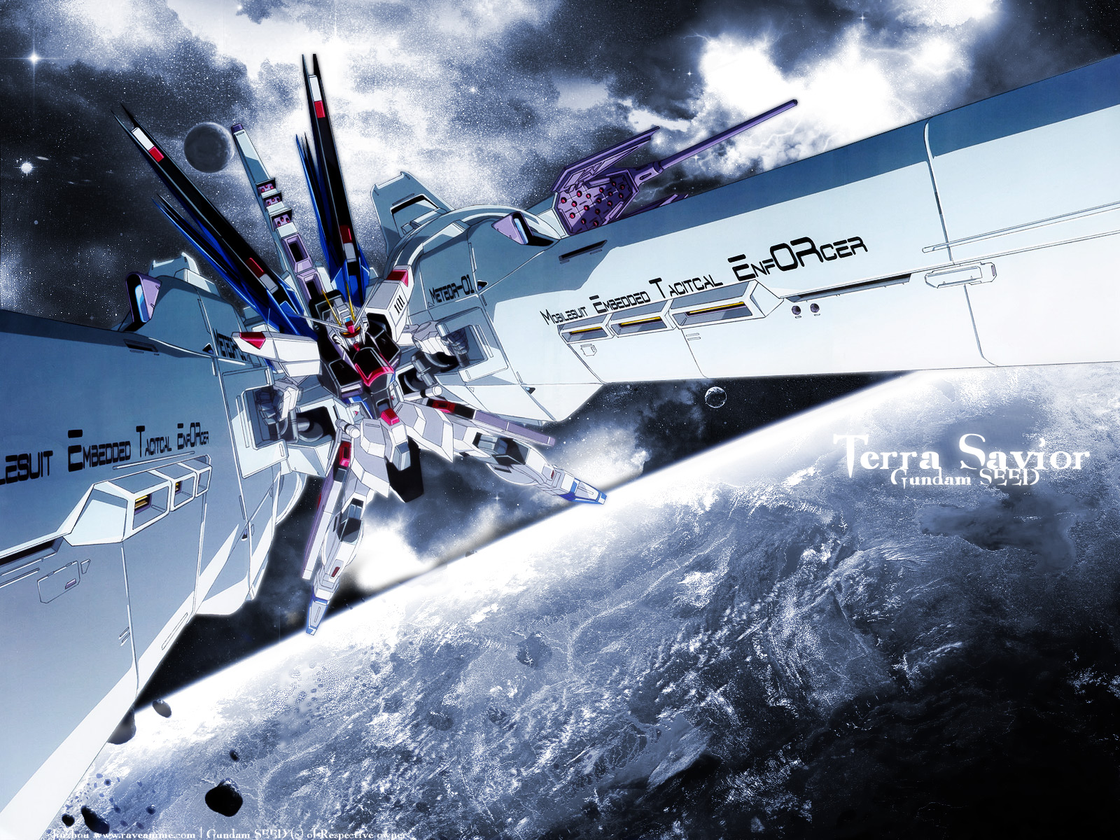 Freedom with meteor 1600x1200 anime wallpapers anime - Anime 1600x1200 ...