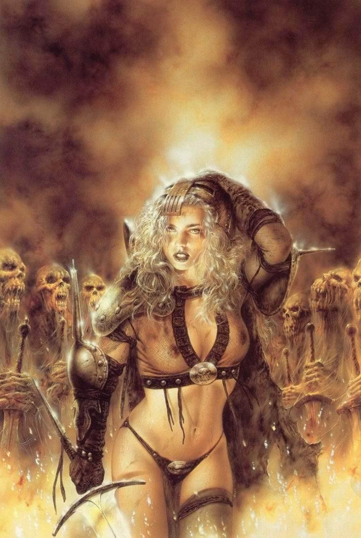 Warrior woman fantasyporn pictures nude pics