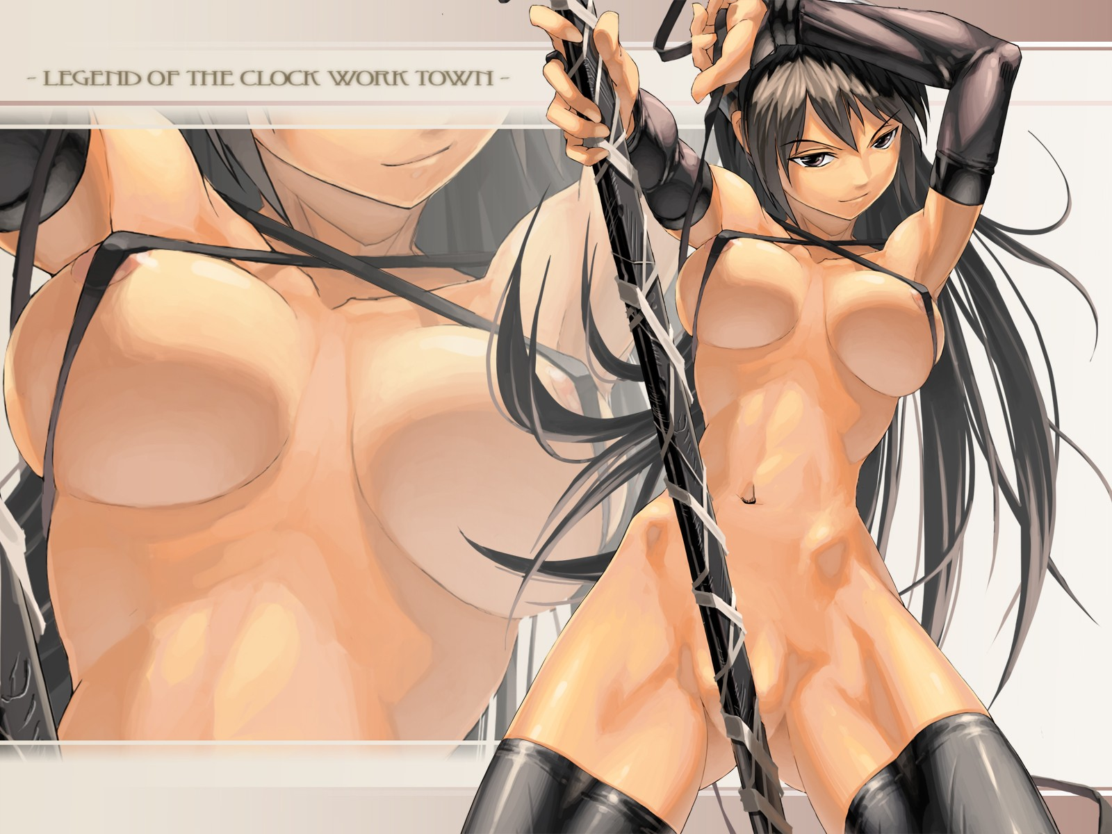 Hot warrior hentai girls hentai pictures