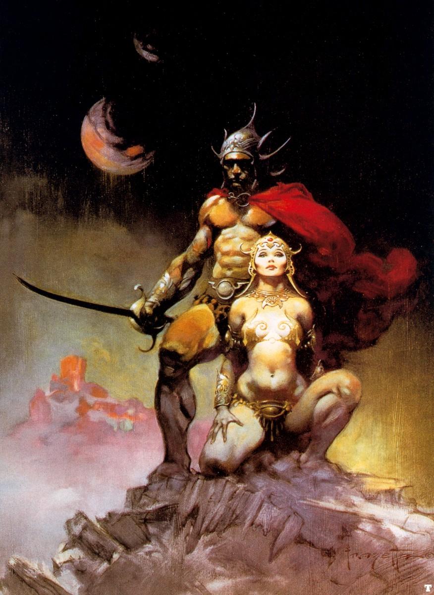 Barbarian princess sex softcore virgin