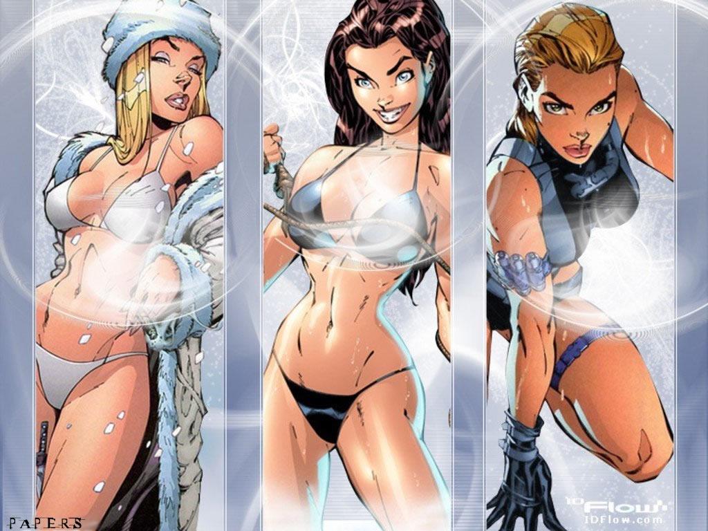 Danger girl bikini sexyhot porn