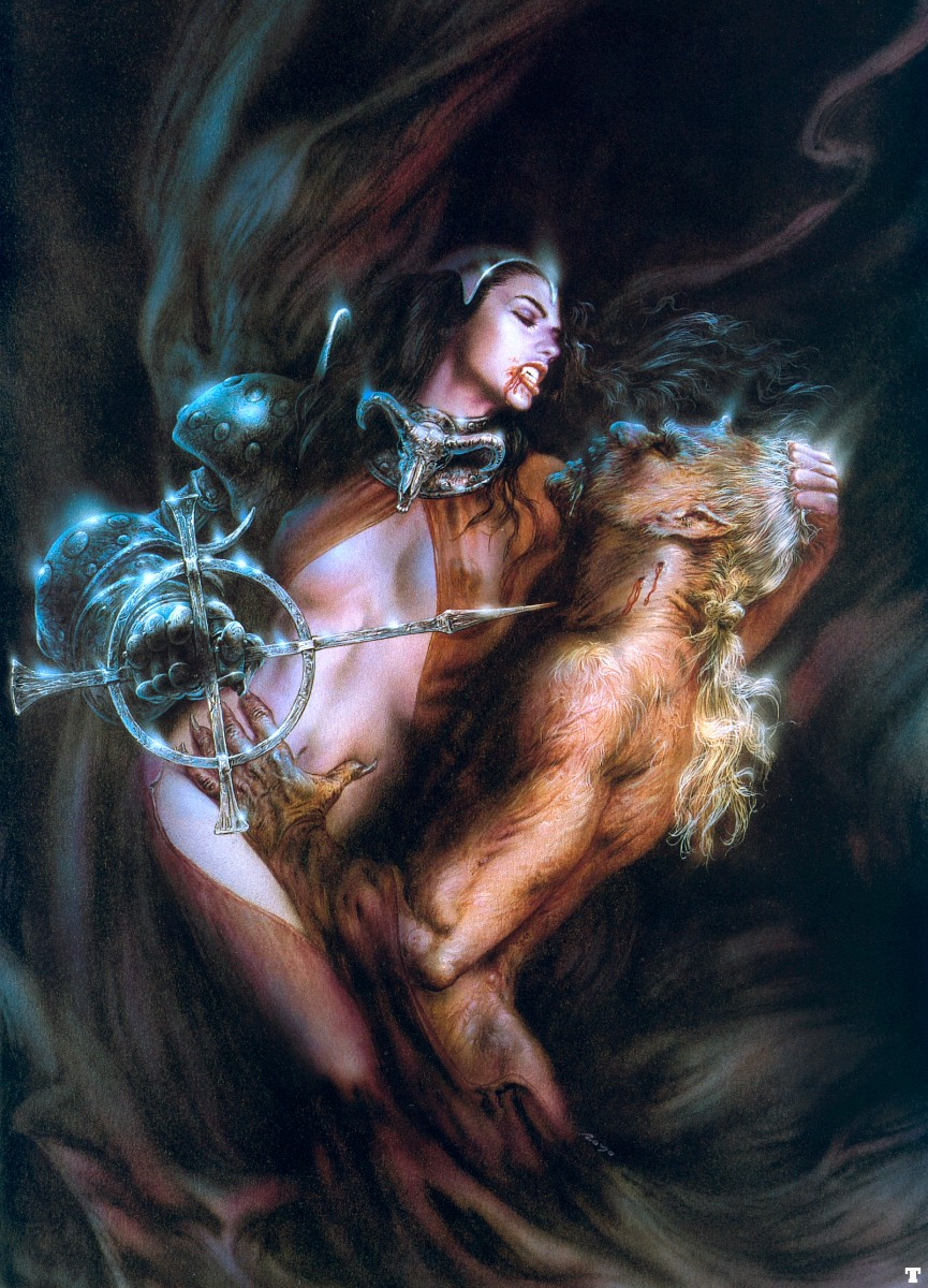 Древние рисунки секса с демонами