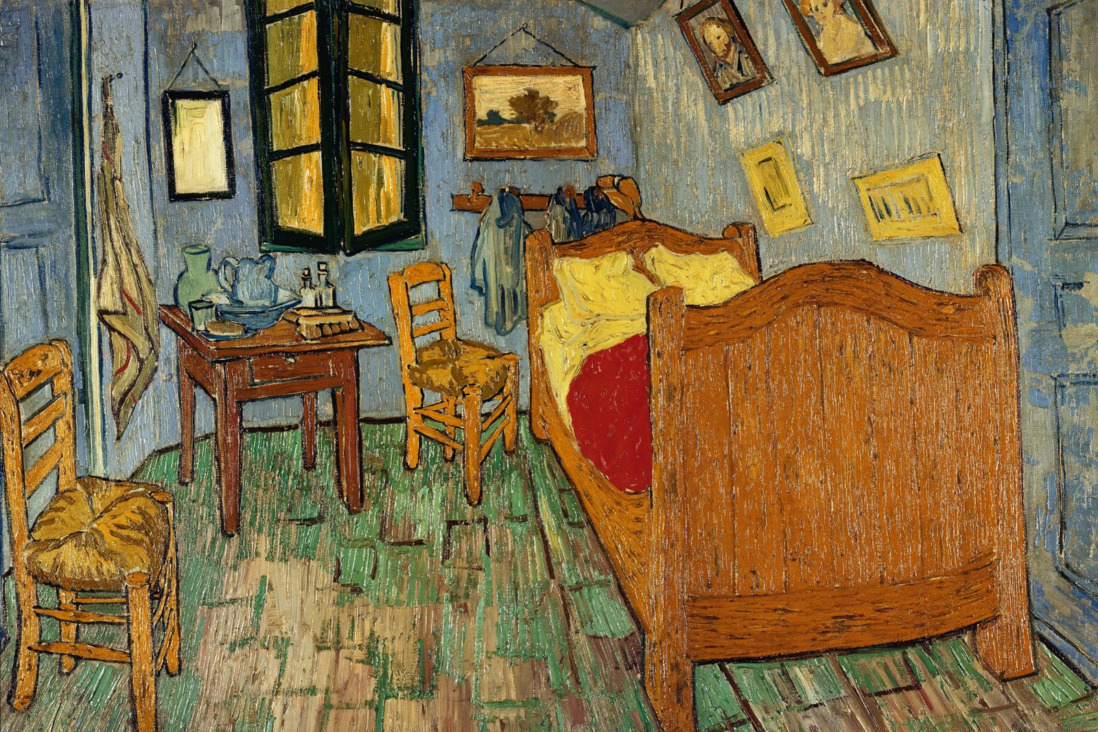 a description of vincent born in the village of groot zundert in the dutch province of north brabant In the province of north brabant zundert is world of klein-zundert (dutch for famous painter vincent van gogh he was born on 30 march.