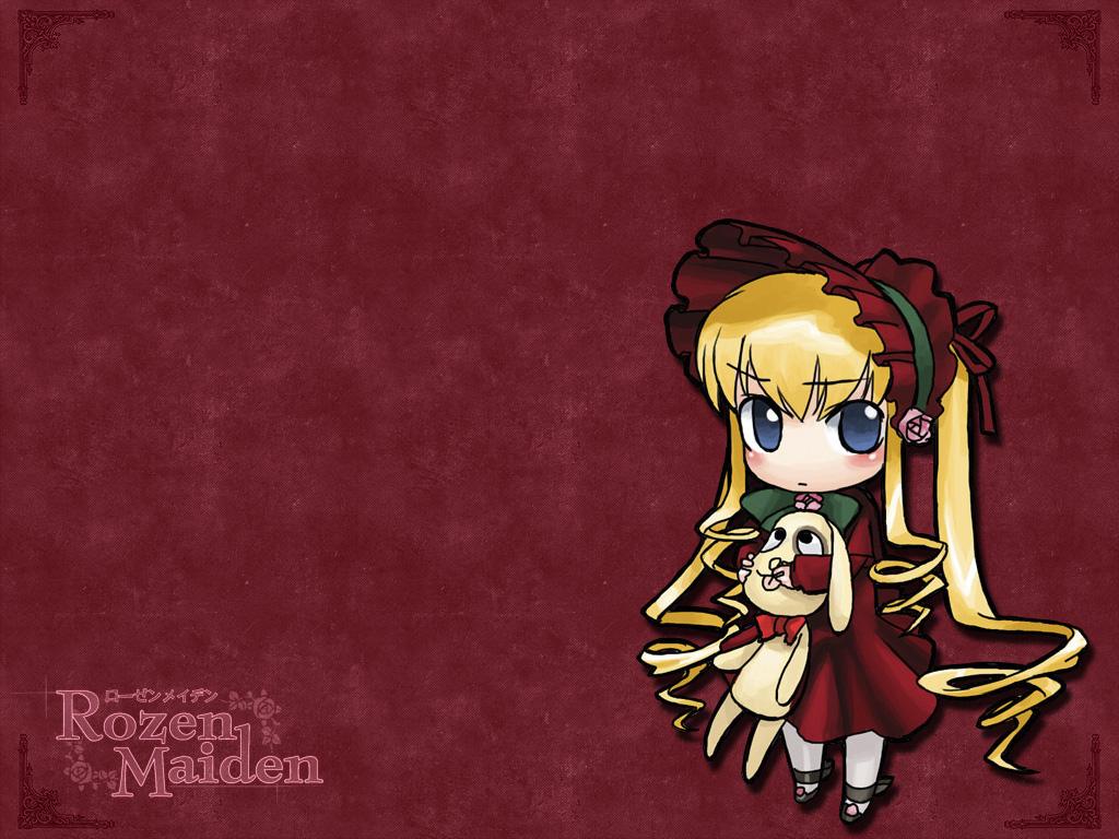 Rozen maiden shinku chibi