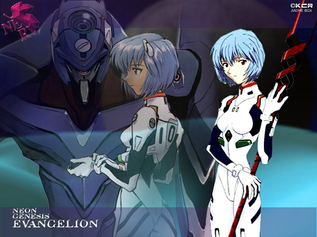 Neon Genesis Evangelion 1024x768 Anime Wallpapers Anime Wallpapers