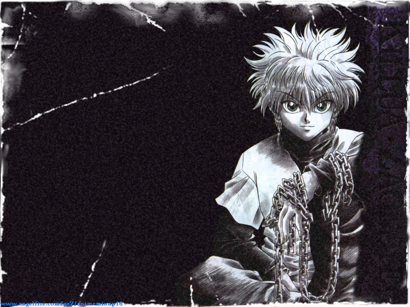 hunter x hunter wallpapers. wp hunter x hunter