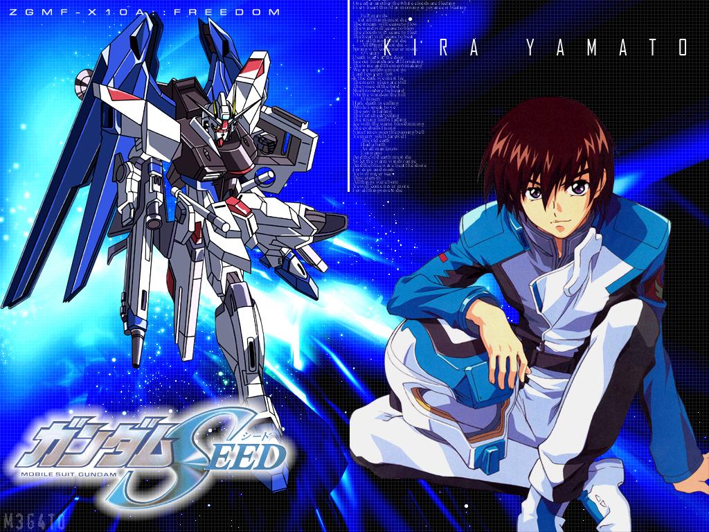 Gundam Seed Wallpaper 1024x768 Anime Wallpapers Fondos De