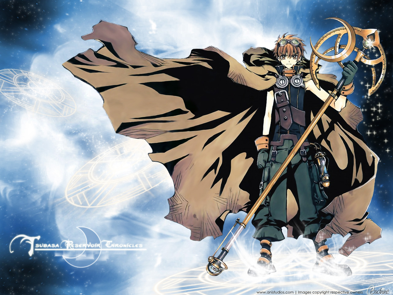 Tsubasa Reservoir Chronicle 1280x960 Anime Wallpapers
