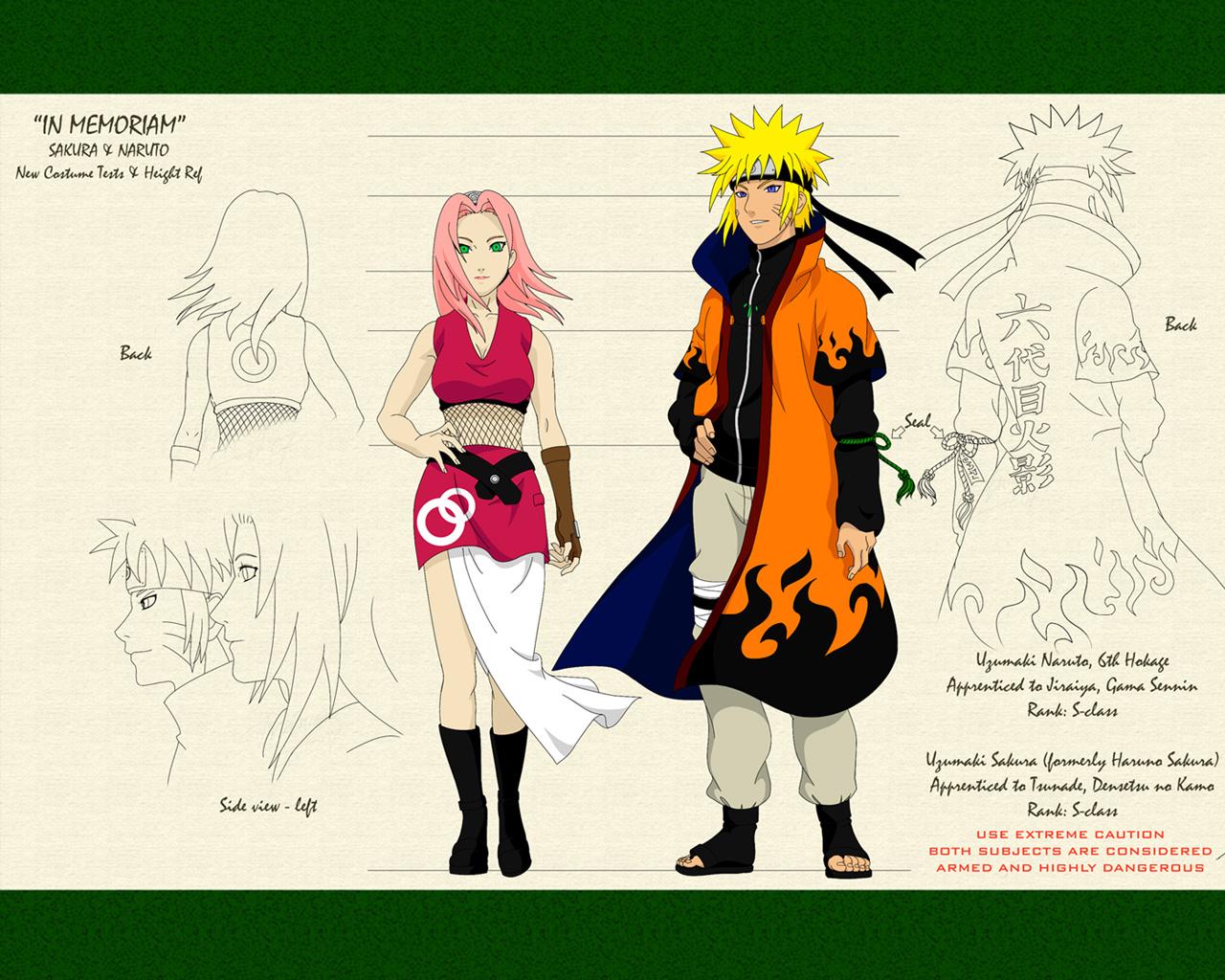 Th Hokage Large 1280x1024 Anime Wallpapers Anime Wallpapers