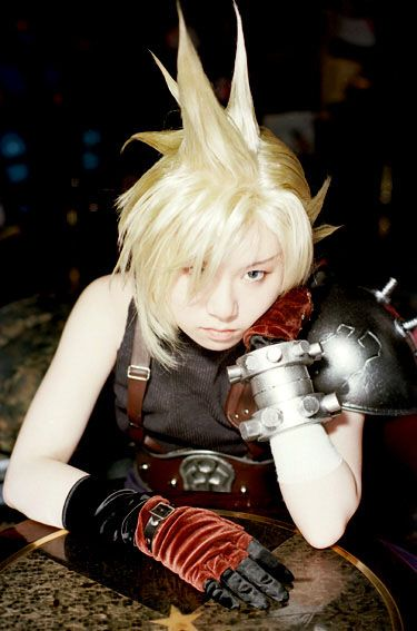 FinalFantasy7 Cloud