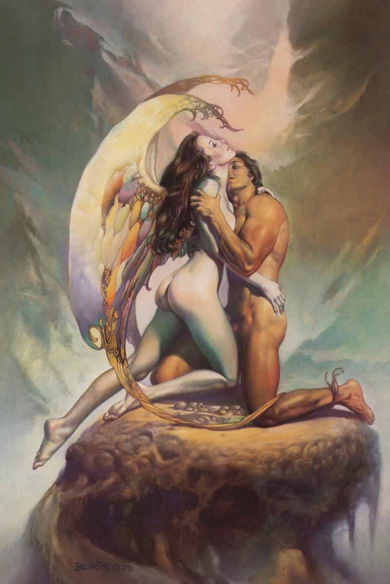 Эротика в мифологии 5