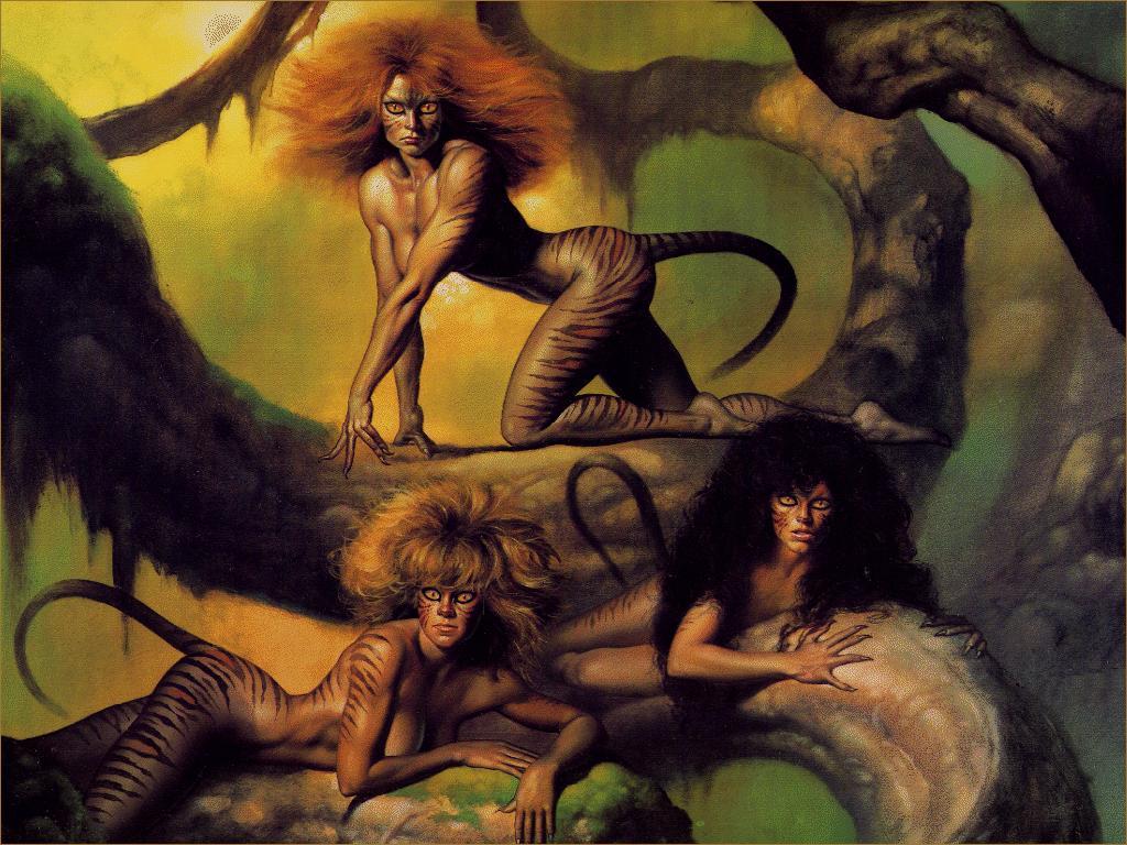 Erotic dimensions fantasy trade 1982 - 2 part 3