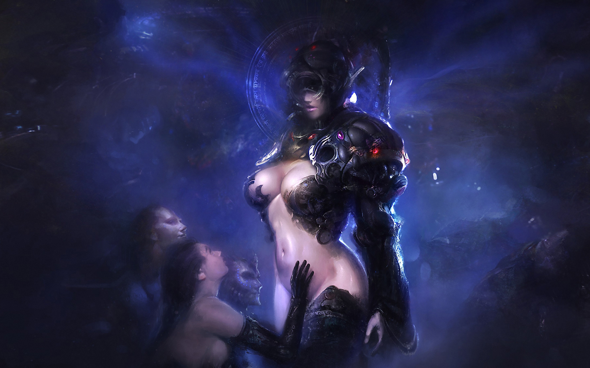 Sci Fi Fantasy Adult Art